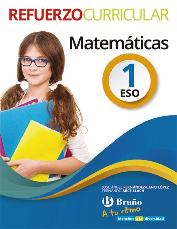 Refuerzo curricular matematicas 1ºeso 18 a tu ritm