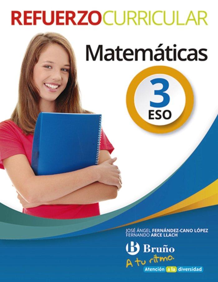 Refuerzo curricular matematicas 3ºeso 18 a tu ritm