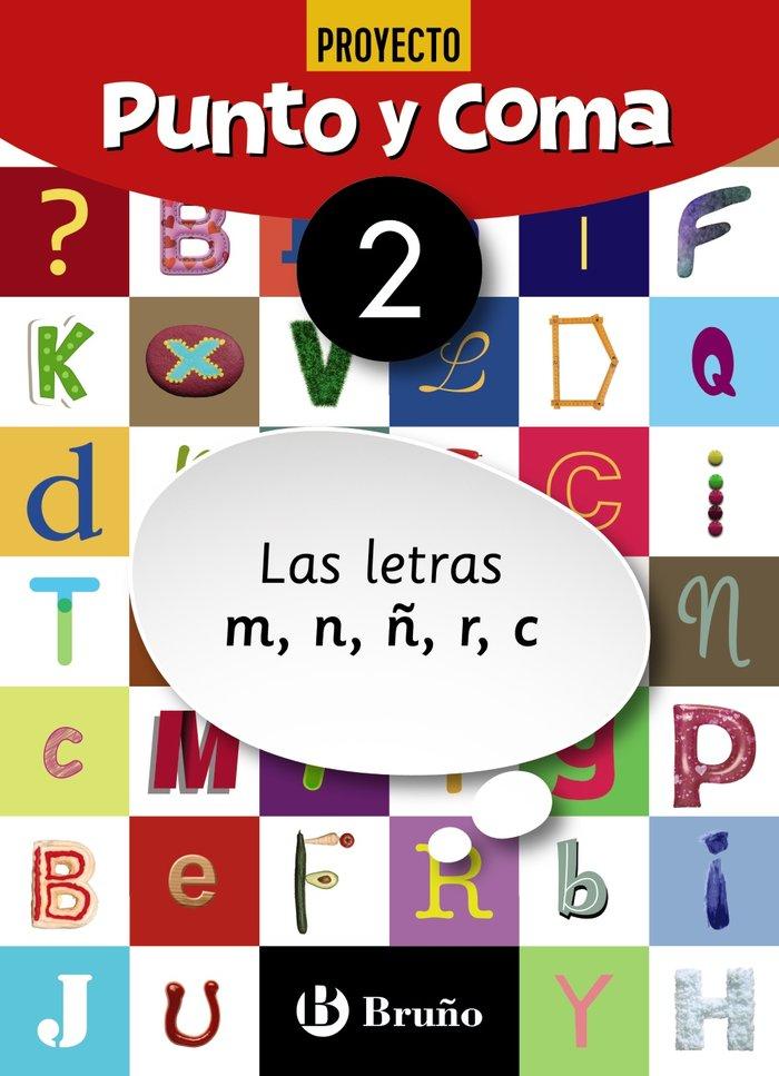 Cuaderno lengua 2 punto y coma 19