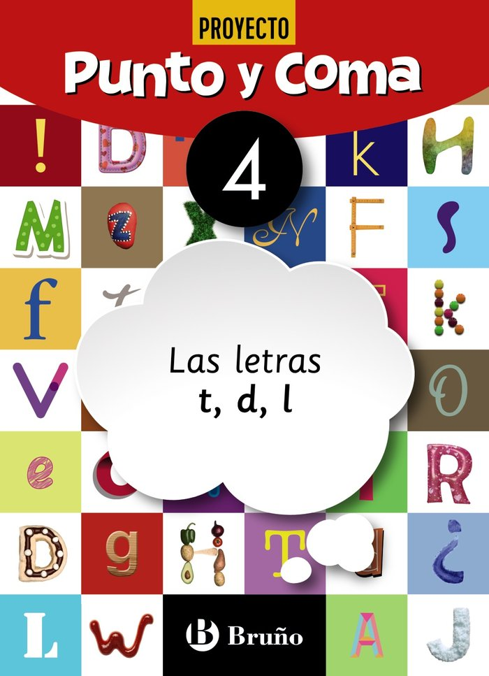 Cuaderno lengua 4 punto y coma 19
