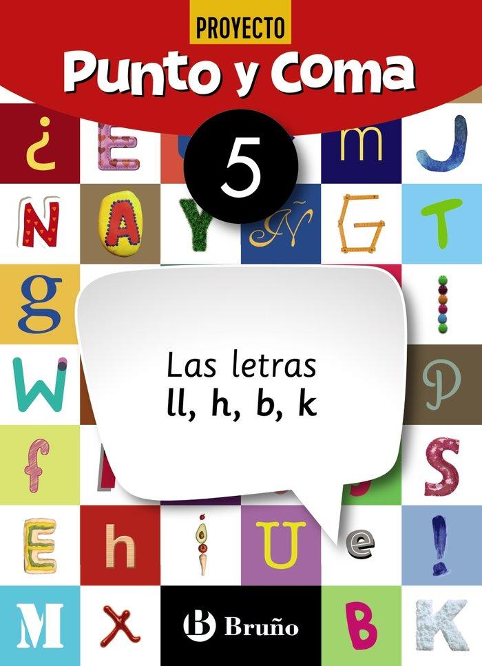 Cuaderno lengua 5 punto y coma 19