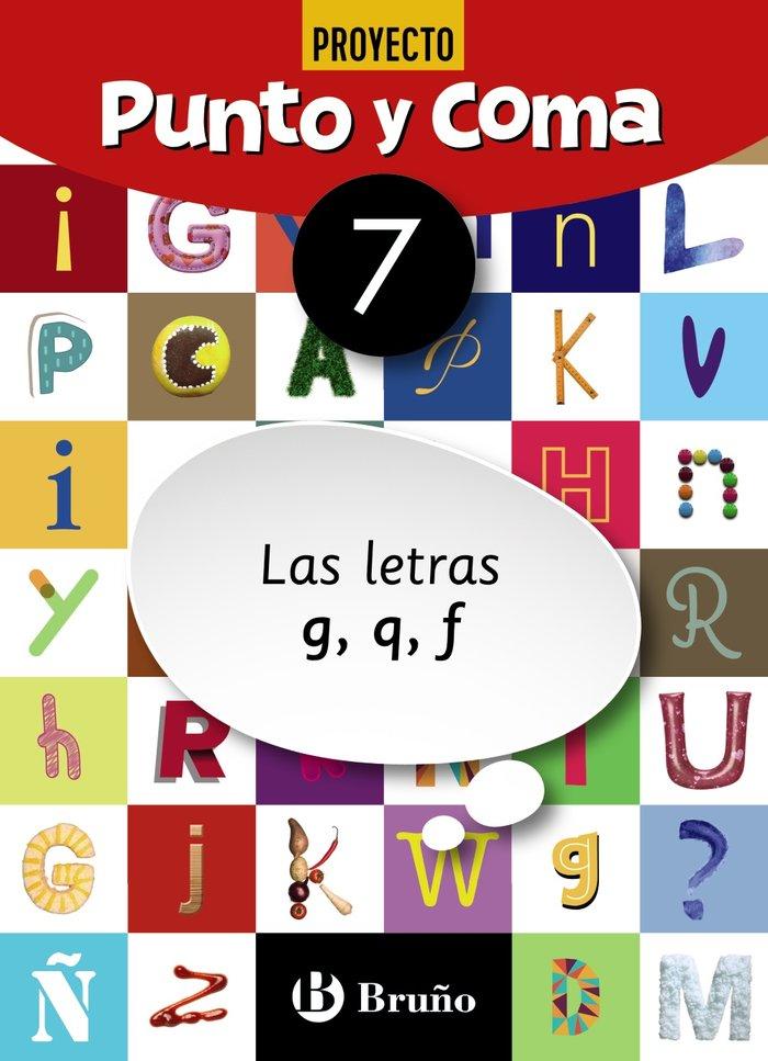 Cuaderno lengua 7 punto y coma 19