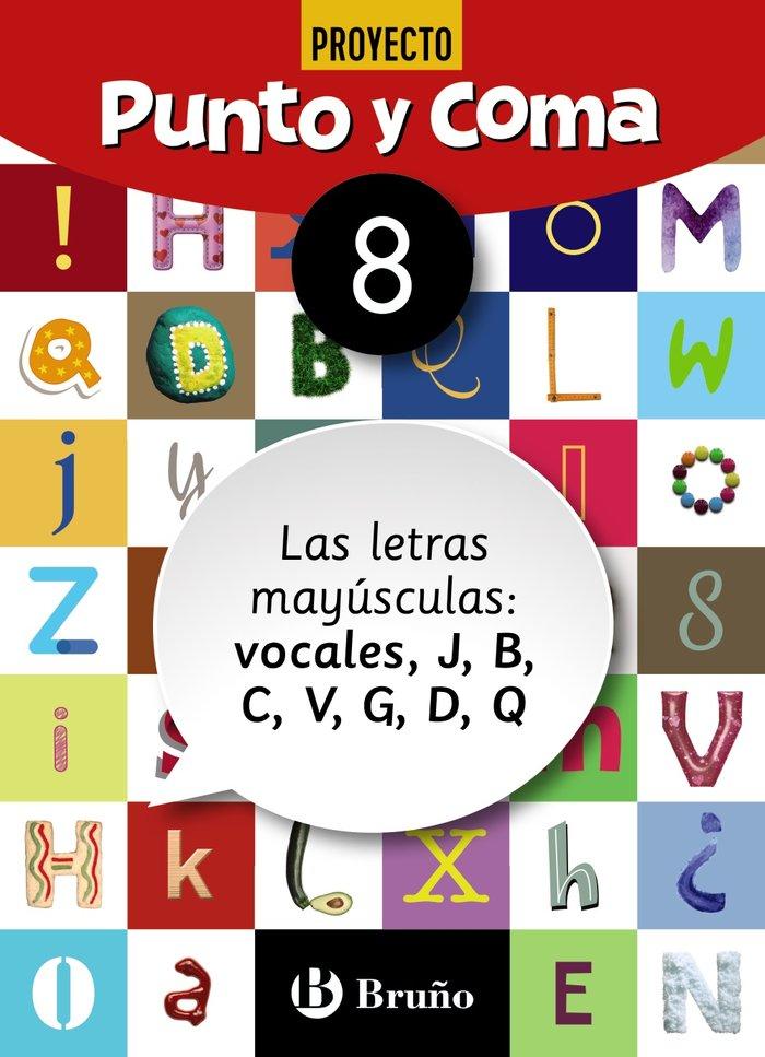 Cuaderno lengua 8 punto y coma 19