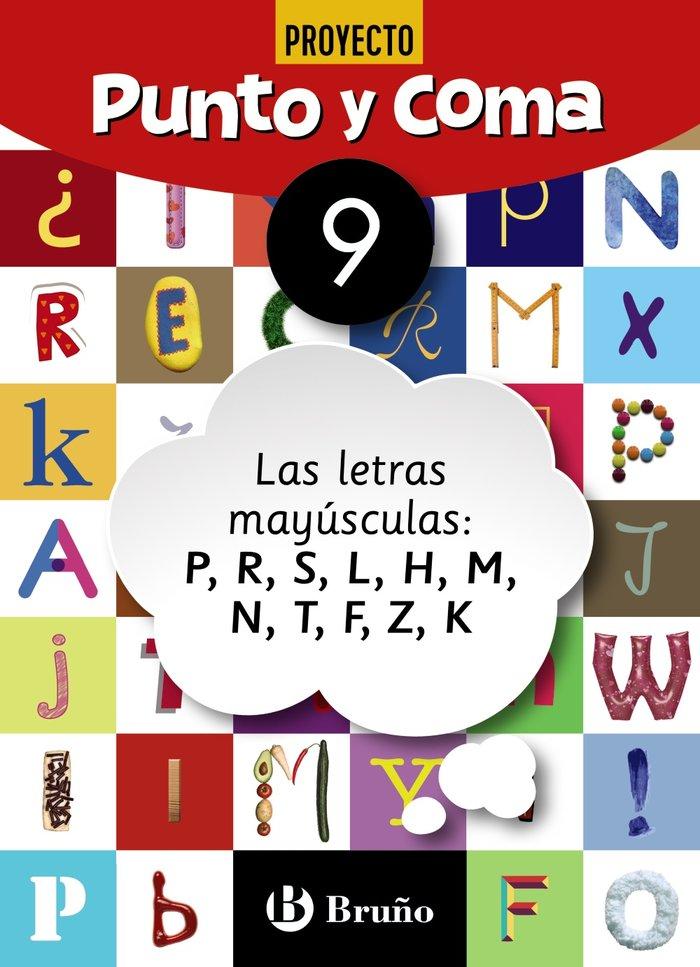 Cuaderno lengua 9 punto y coma 19