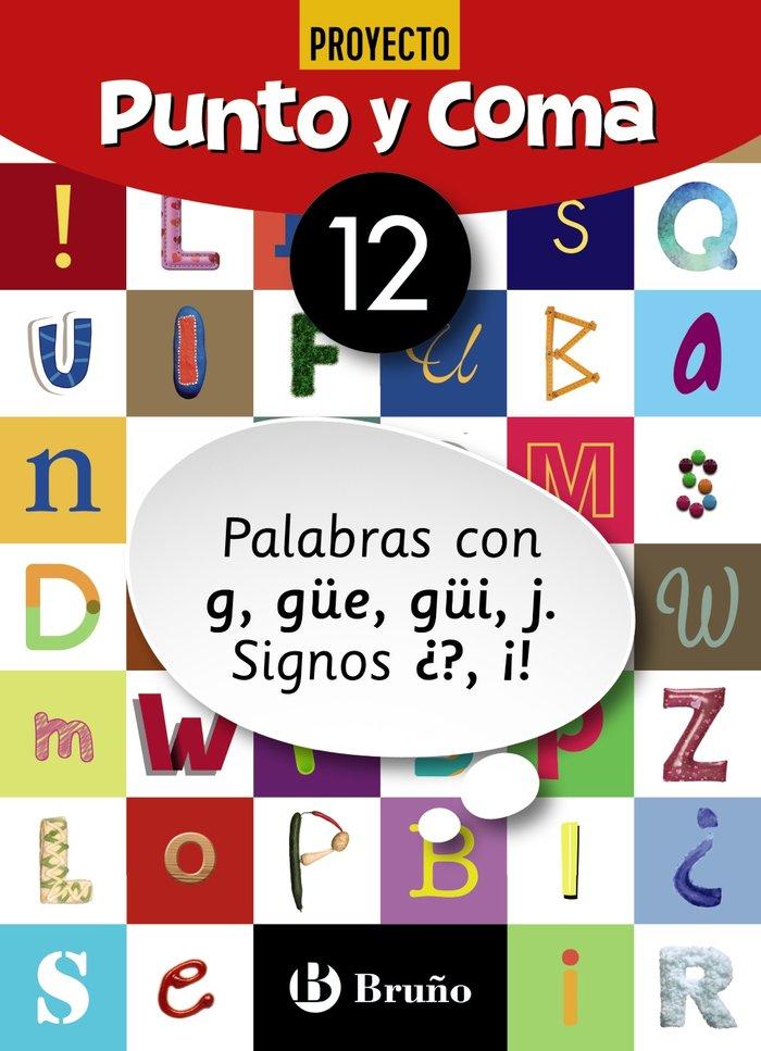 Cuaderno lengua 12 punto y coma 19