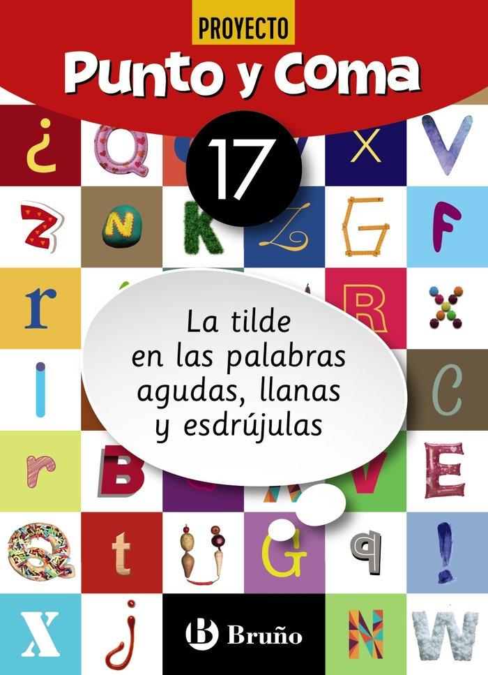Cuaderno lengua 17 punto y coma 19