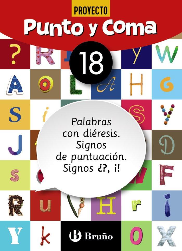 Cuaderno lengua 18 punto y coma 19