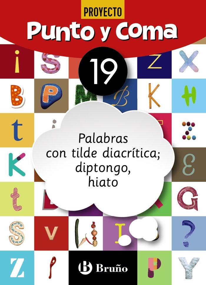 Cuaderno lengua 19 punto y coma 19