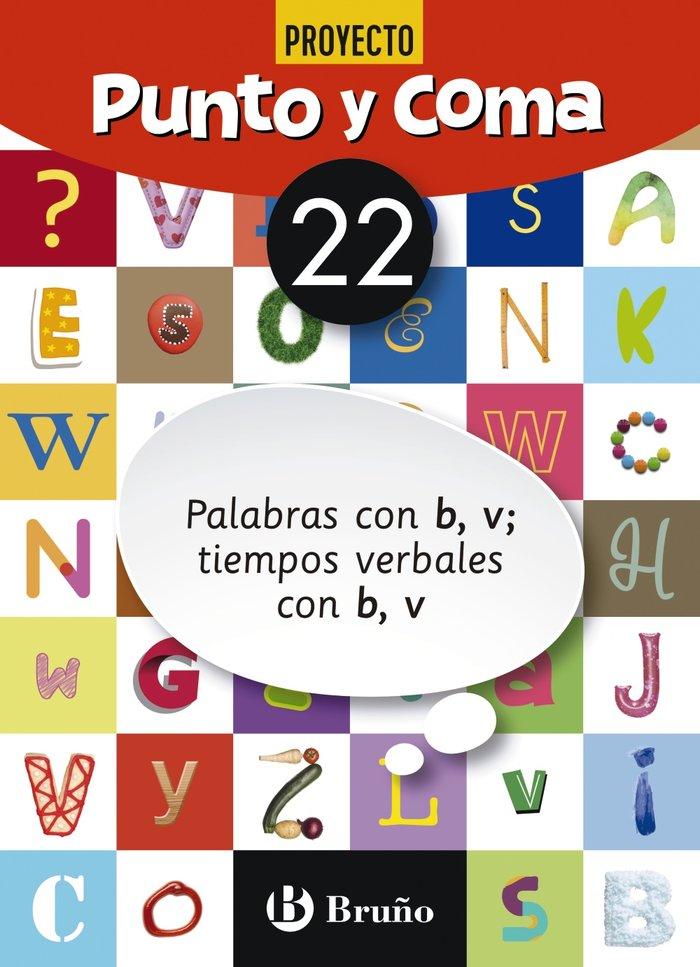 Cuaderno lengua 22 punto y coma 19