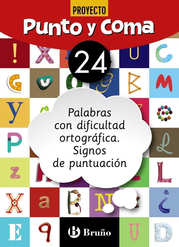 Cuaderno lengua 24 punto y coma 19