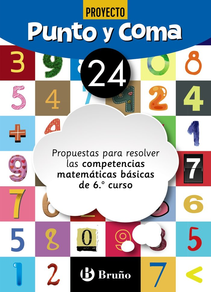 Cuaderno matemáticas 24 punto y coma 19