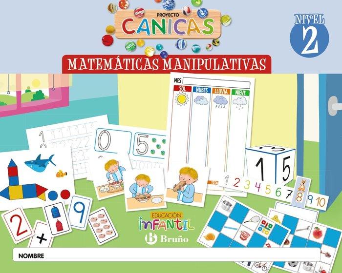 Matematicas 4años 20 canicas