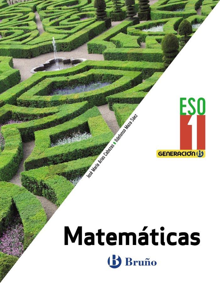 Matematicas 1ºeso 20 generacion b