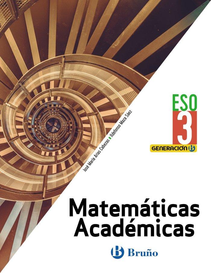 Matematicas academicas 3ºeso 20 generacion b