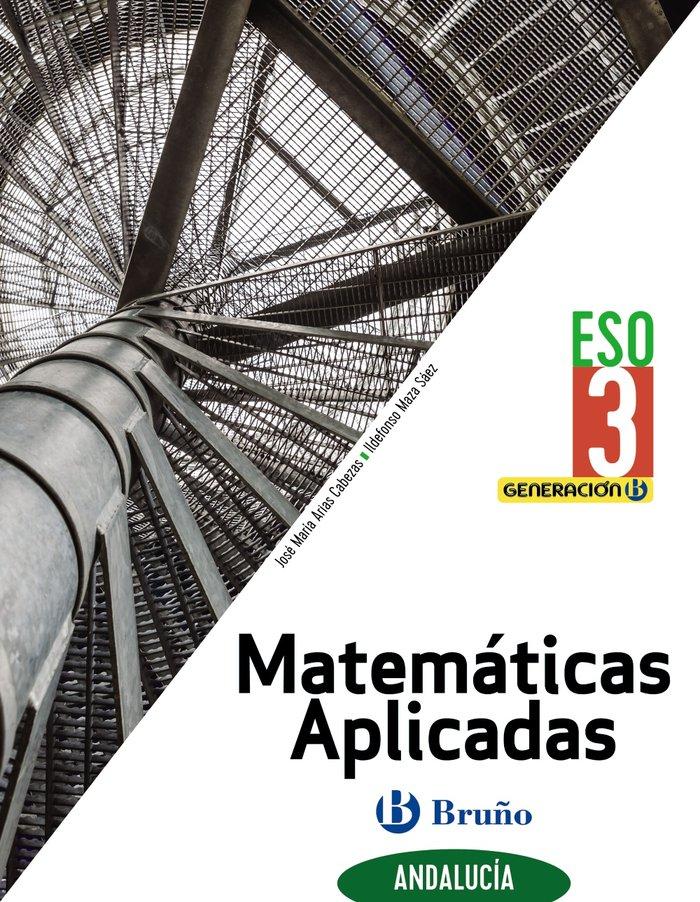 Matematicas aplicadas 3ºeso andalucia 20 generacio