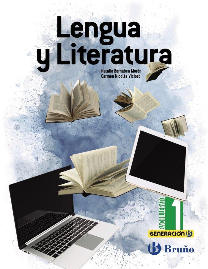 Lengua literatura 1ºnb 20 generacion b