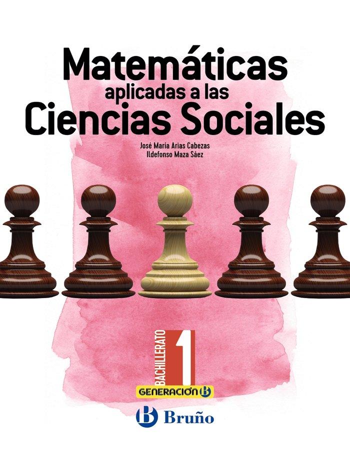 Matematicas aplicadas ccss 1ºnb 20 generacion b