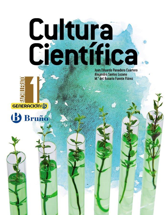 Cultura cientifica 1ºnb 20 generacion b