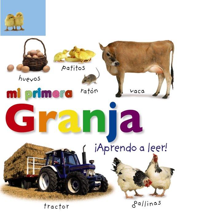 Mi primera granja aprendo a leer