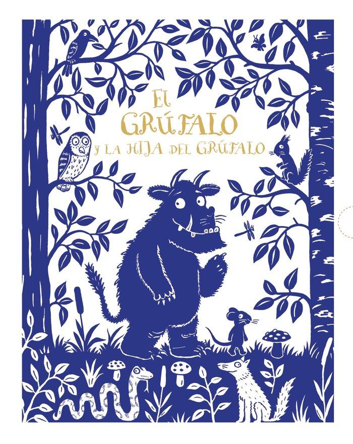 Grufalo y la hija del grufalo,el ed.lujo