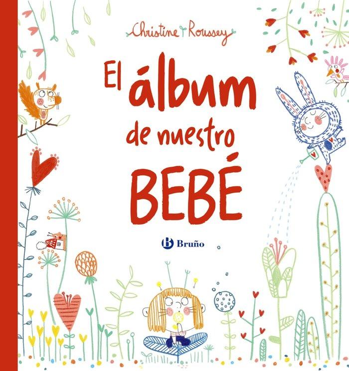 Album de nuestro bebe,el