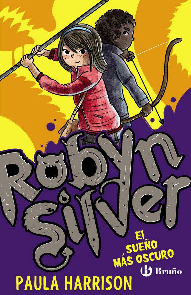 Robyn silver 2 el sueño mas oscuro