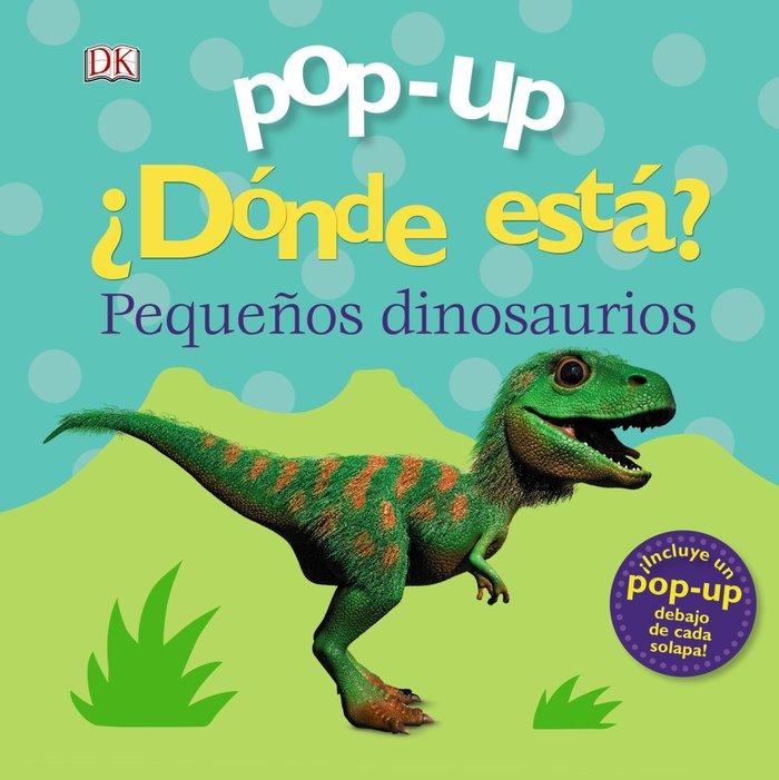 Pop-up donde esta los dinosaurios