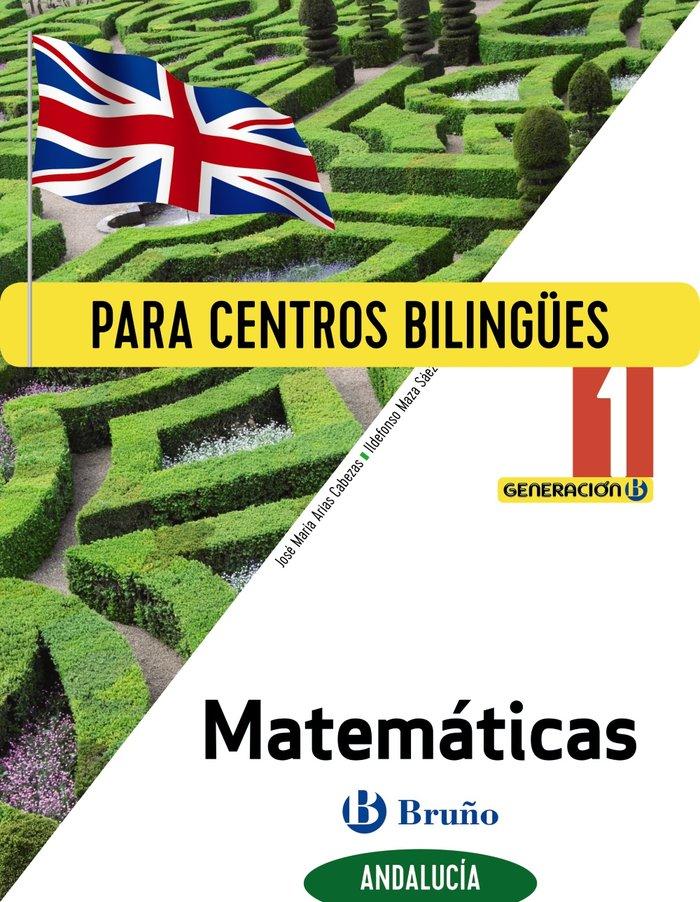 Matematicas 1ºeso bilingue andalucia 20 generacion