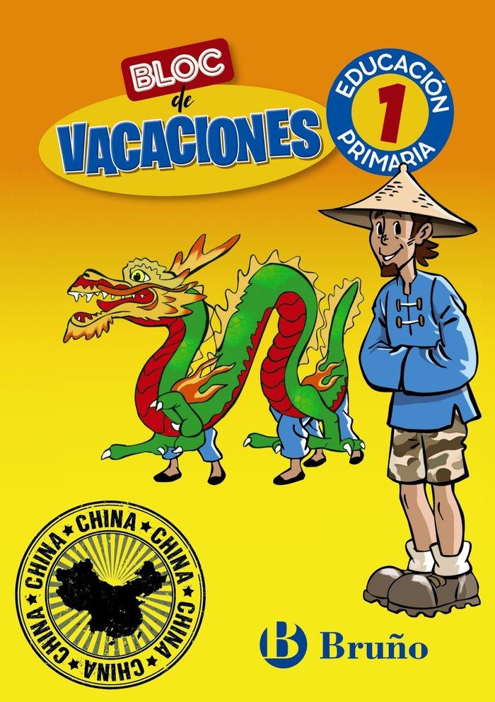 Bloc de vacaciones 1ºep 2020