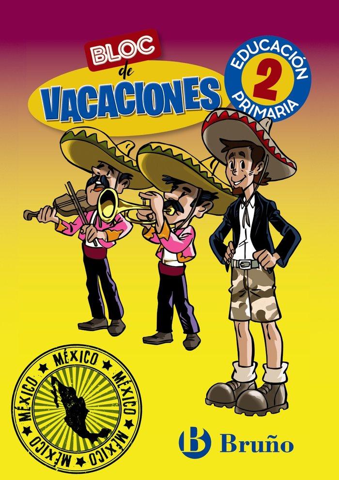 Bloc de vacaciones 2ºep 2020