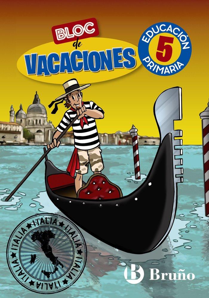 Bloc de vacaciones 5ºep 2020