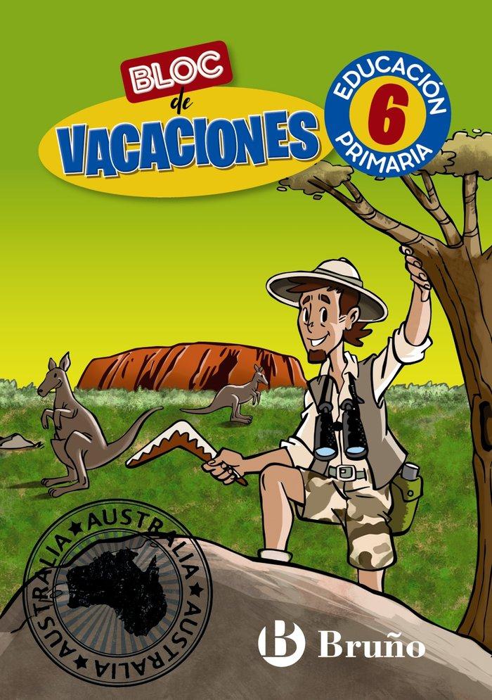 Bloc de vacaciones 6ºep 2020