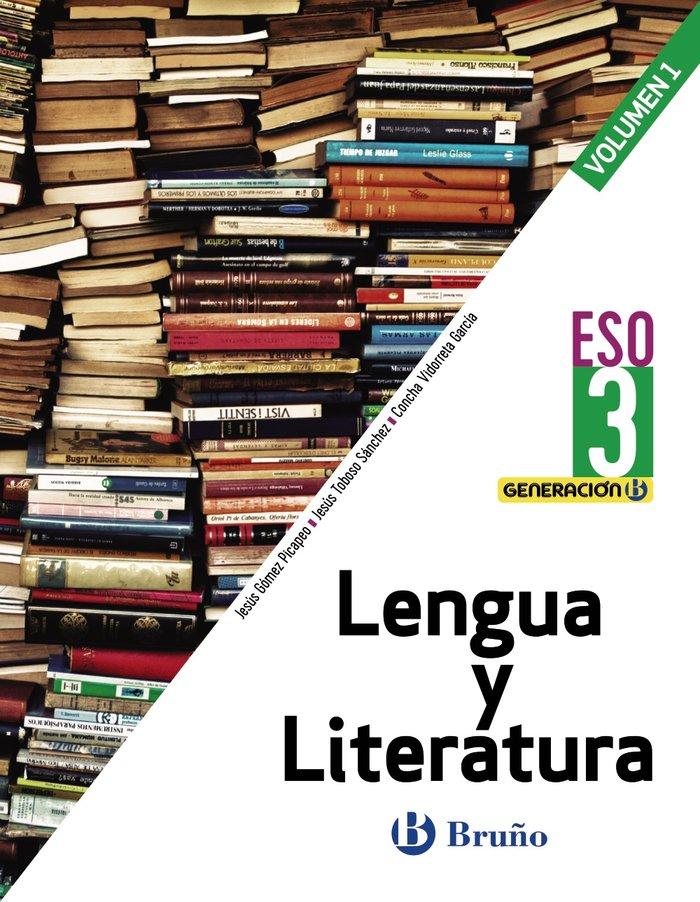 Lengua literatura 3ºeso trimestral 20 generacion b