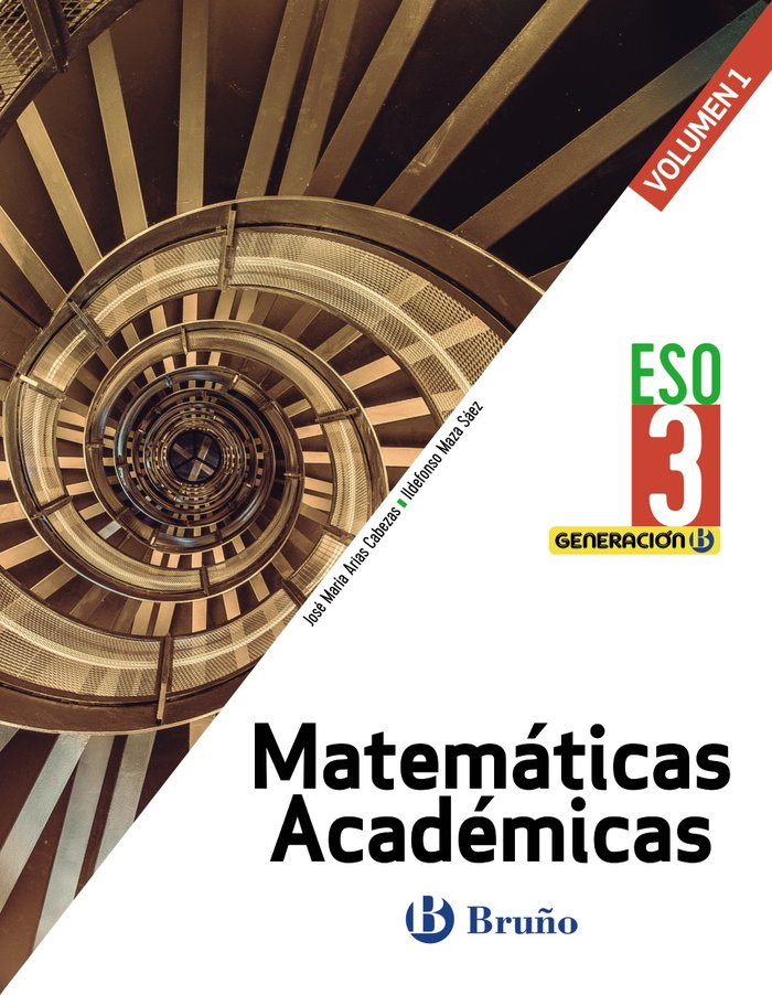 Matematicas academicas 3ºeso trimes.3ºeso 20 gener