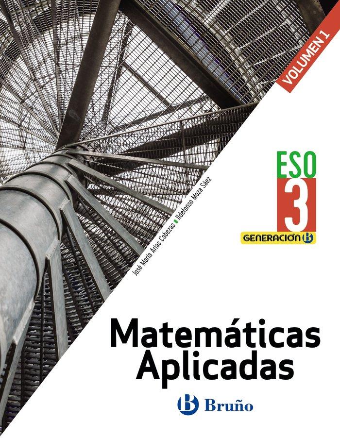 Matematicas aplicadas 3ºeso trimes.20 generacion b
