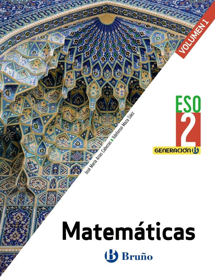 Matematicas 2ºeso trimestres 21 generacion b