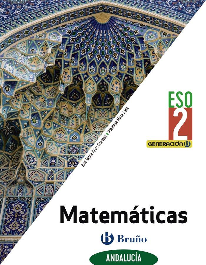 Matematicas 2ºeso bilingue andalucia 21 generacion
