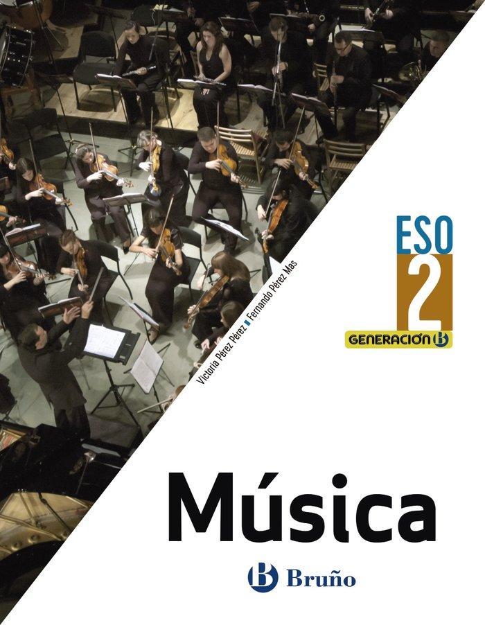 Musica 2ºeso andalucia 21 generacion b