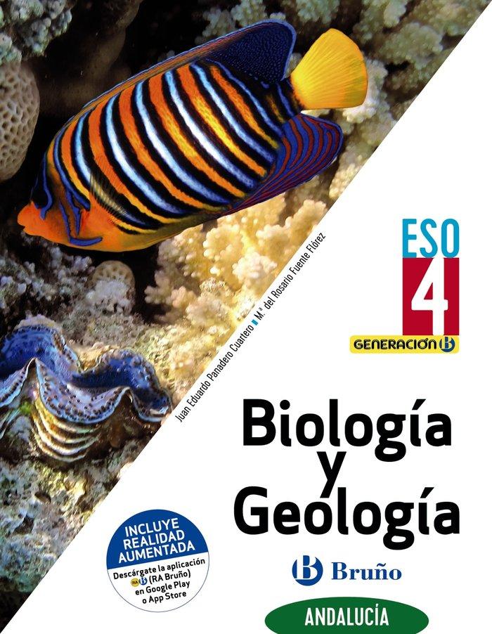 Biologia geologia 4ºeso andalucia 21 generacion b