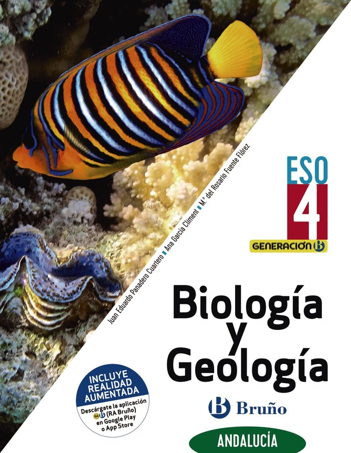 Biologia geologia 4ºeso bilingue andalucia 21 gene