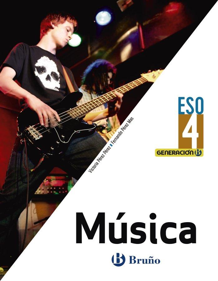 Musica 4ºeso andalucia 21 generacion b