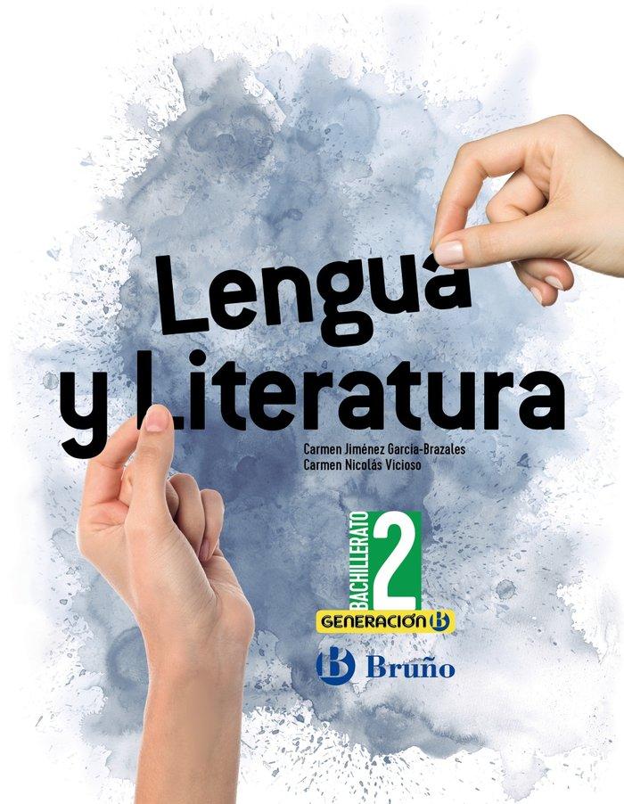 Lengua literatura 2ºnb 21 generacion b