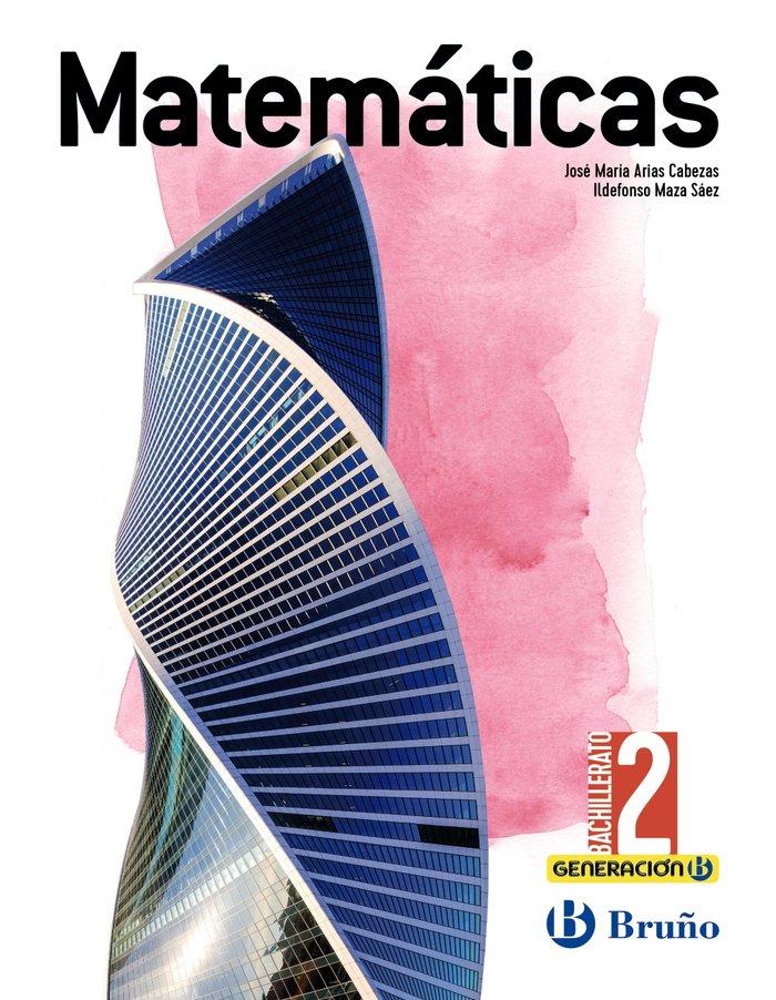 Matematicas academicas 2ºnb 21 generacion b