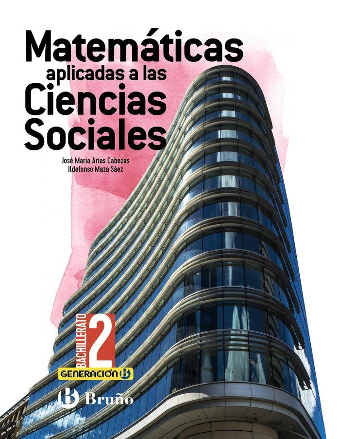 Matematicas aplicadas 2ºnb 21 generacon b
