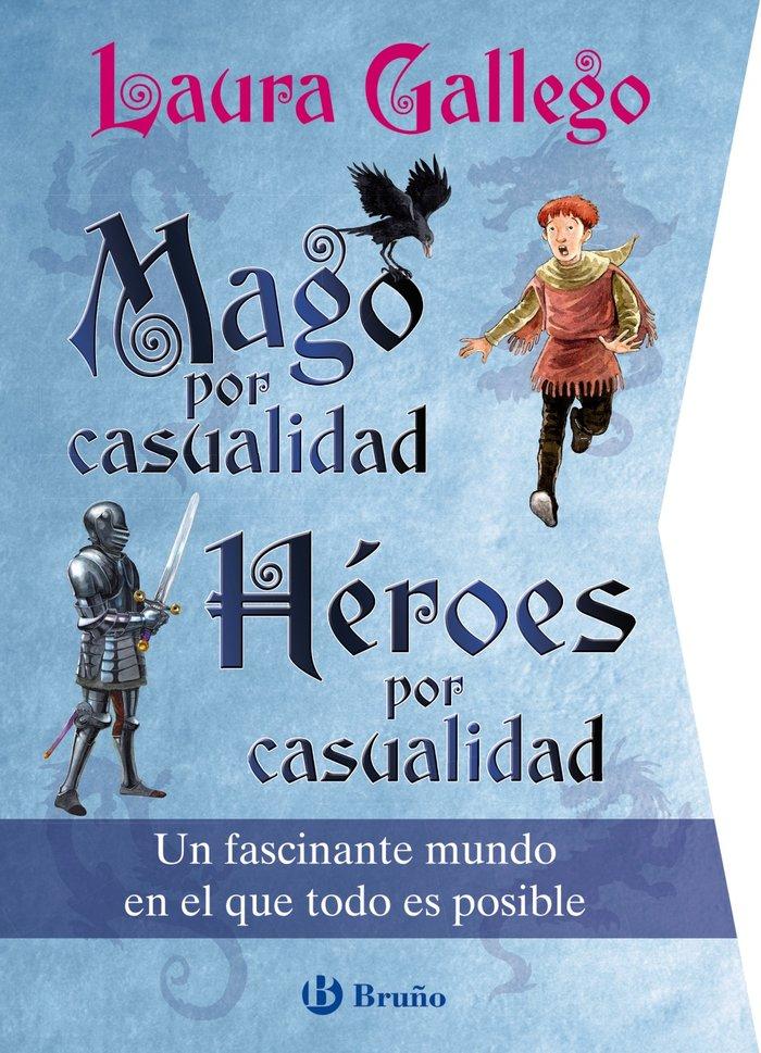 Mago por casualidad heroes por casualidad