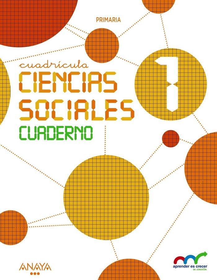 Cuaderno ciencias sociales 1ºep cuadr.15 c.leon