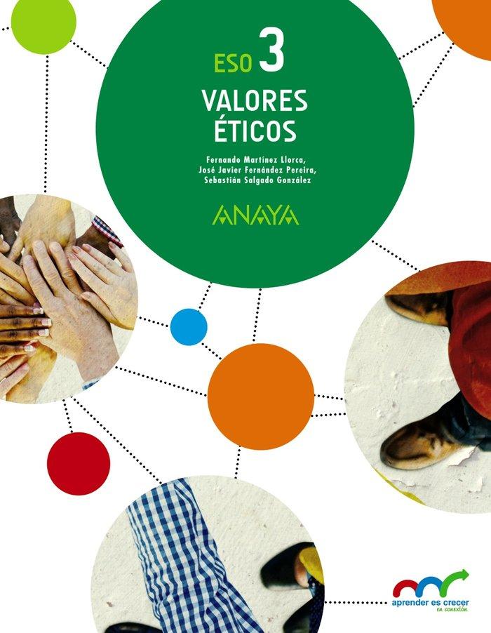 Valores eticos 3ºeso aprender cre.conexion 15