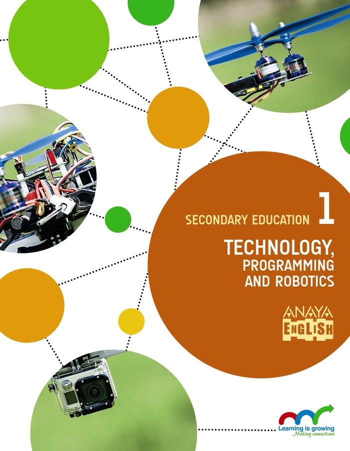 Tecnology programming and robotic 1ºeso 15 madrid