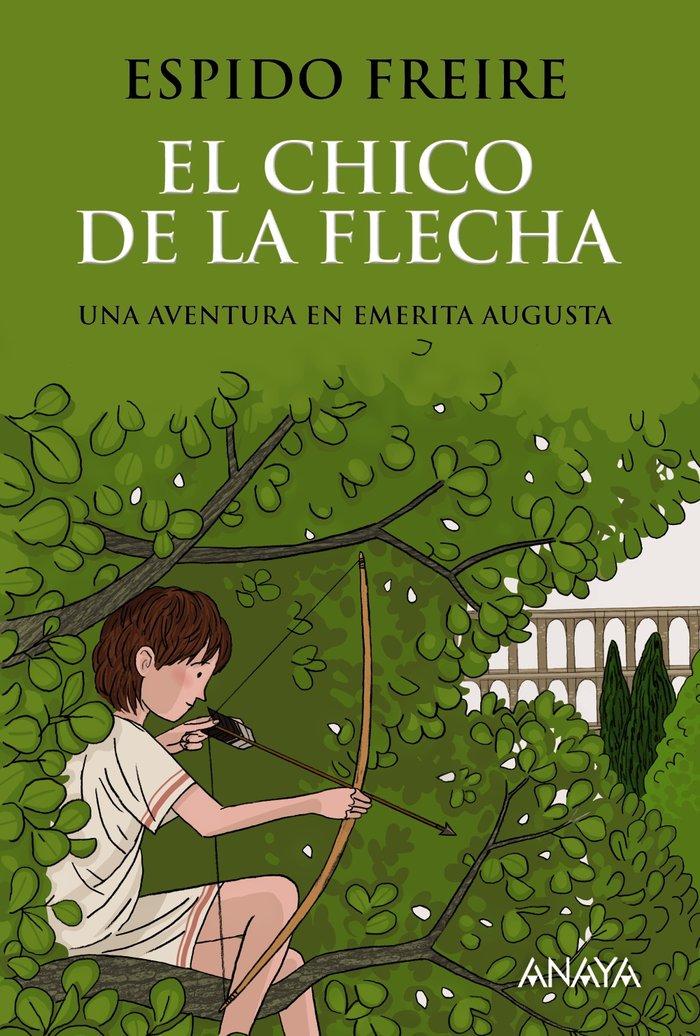 Chico de la flecha,el aventura emerita augusta