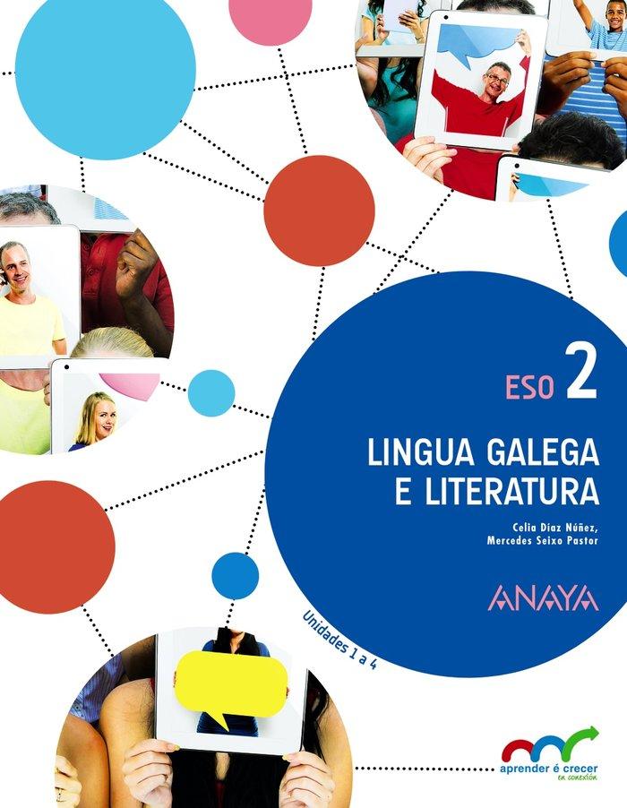 Lingua galega literatura 2ºeso galicia 16